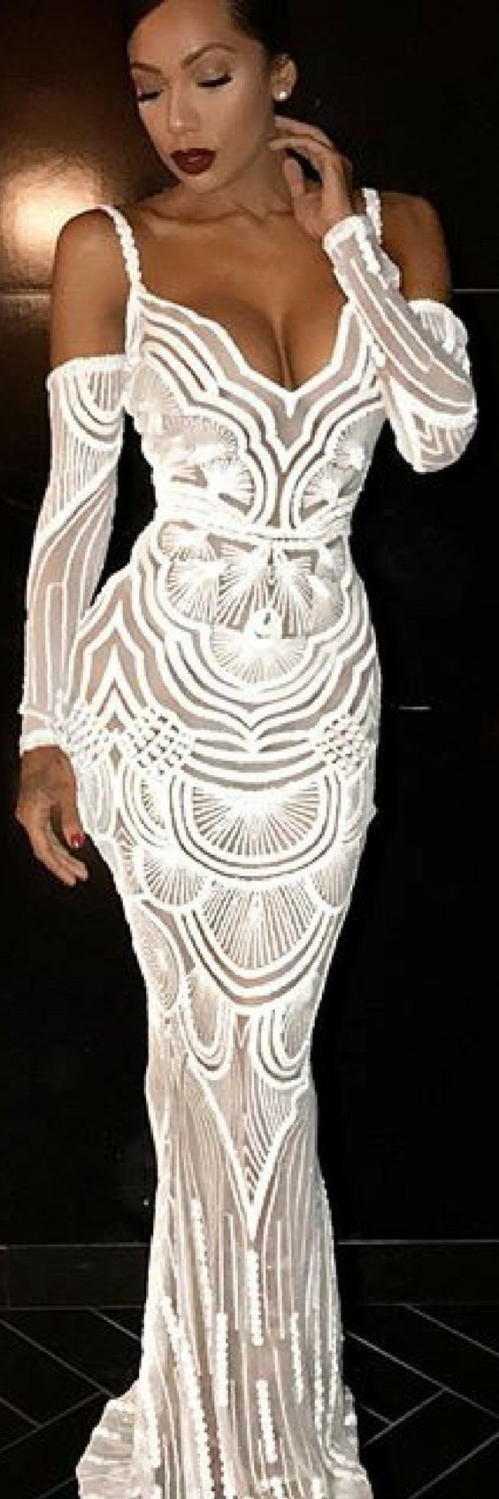 1 Of The Most Amazing Dresses For New Years Party Africans And African Fashion