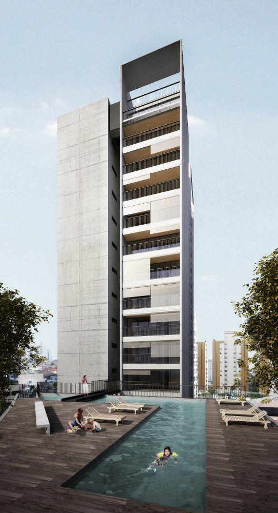 Una arquitetos edif cios buildings pinterest architektur futuristische architektur e - Futuristische architektur ...