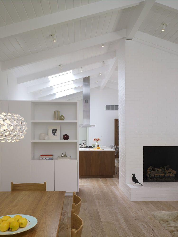 Moderner Landhausstil · Custom Millwork Of Los Angeles Renovation By  Montalba Architects.