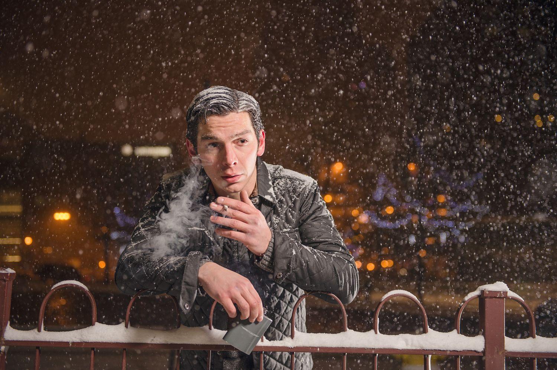 Give Studio Flasks - Winter Shoot / Michelle Tippmann, Photographer