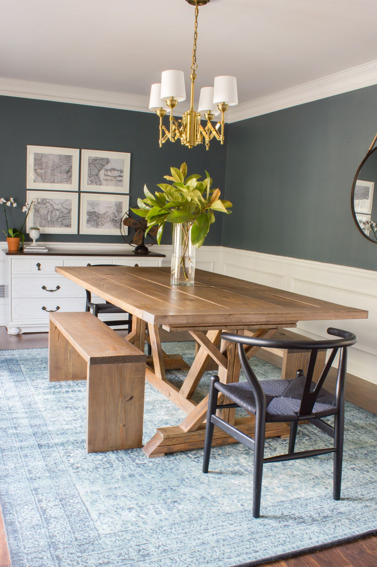Loving this dining room refresh It includes