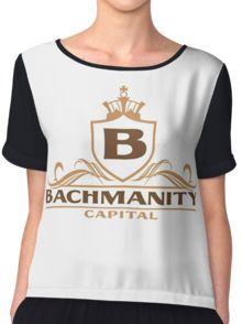 bachmanity Chiffon Top
