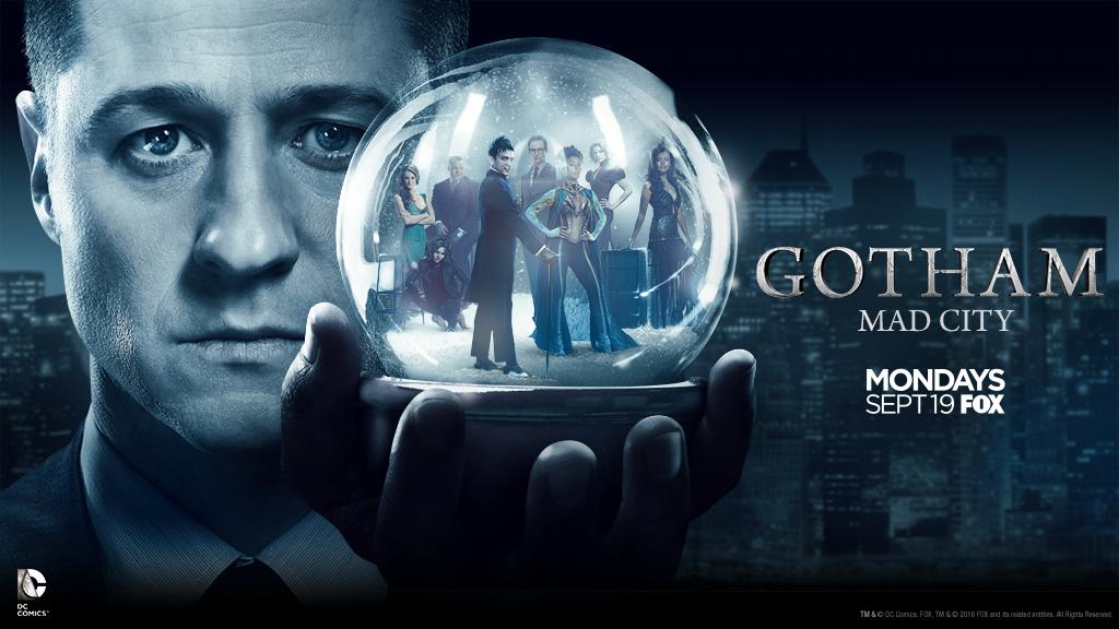 Gotham Staffel 3 Deutschland