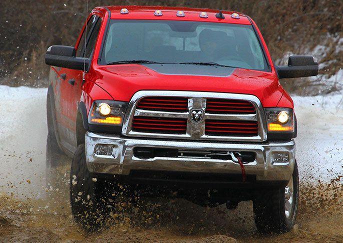 2015 Ram 2500 Power Wagon | Dodge Ram | Ram power wagon, Trucks, Dodge trucks