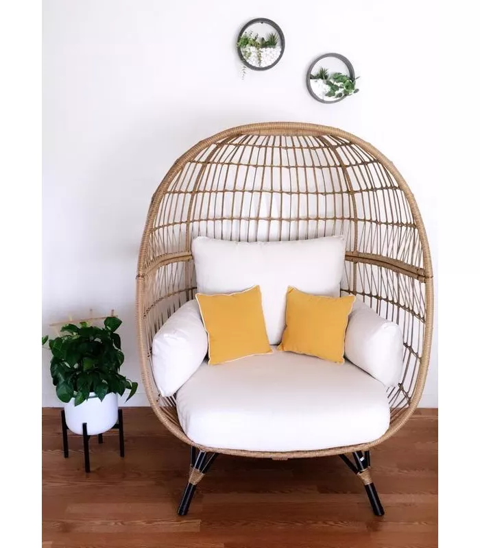 Southport Patio Egg Chair Linen Opalhouse™ in 2020