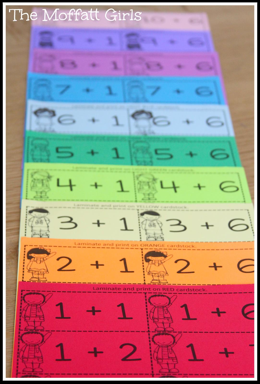 The Moffatt Girls: Interactive Math Makes Learning FUN! | Classroom ...