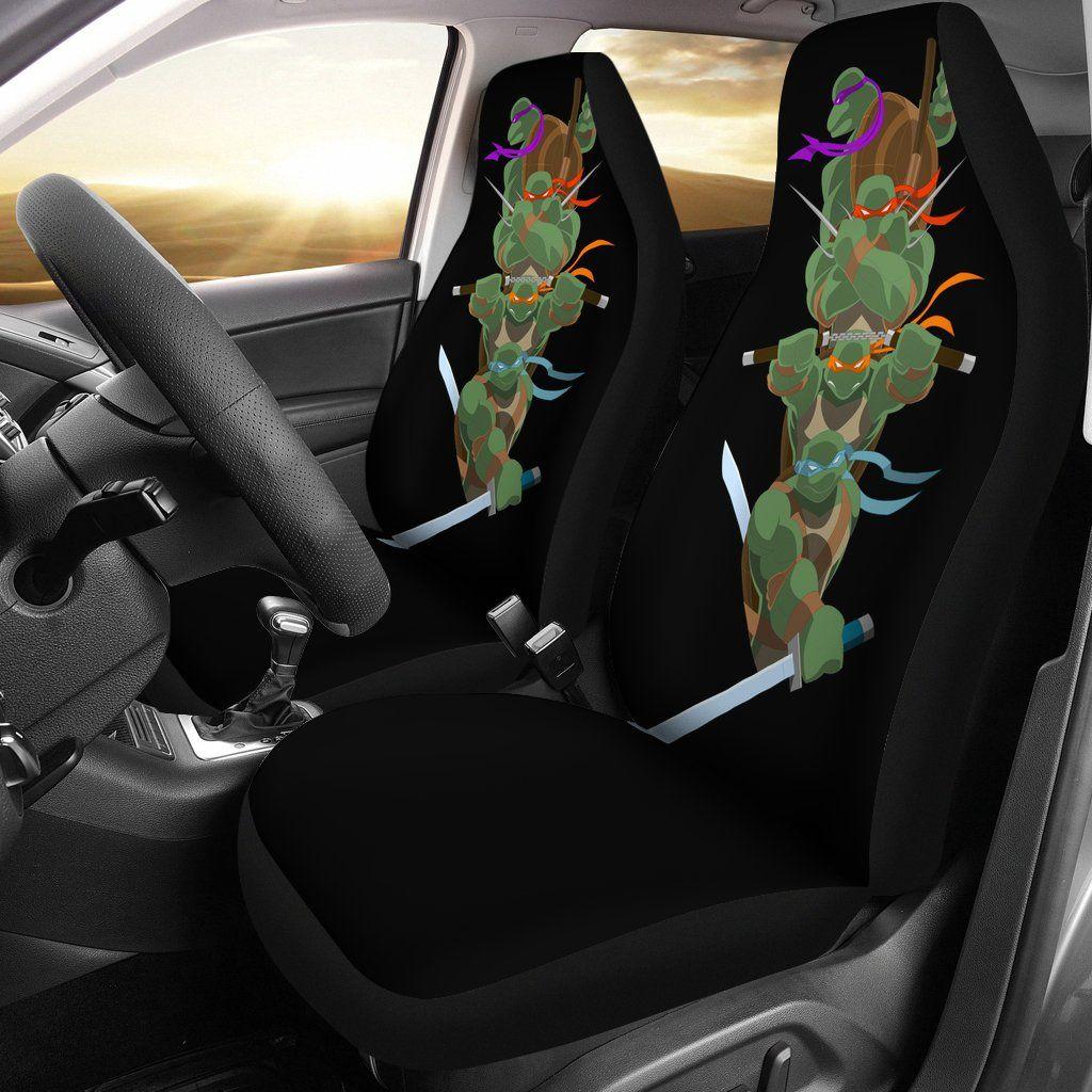 TMNT Car Seat Covers Tmnt Seats Ninja Turtles
