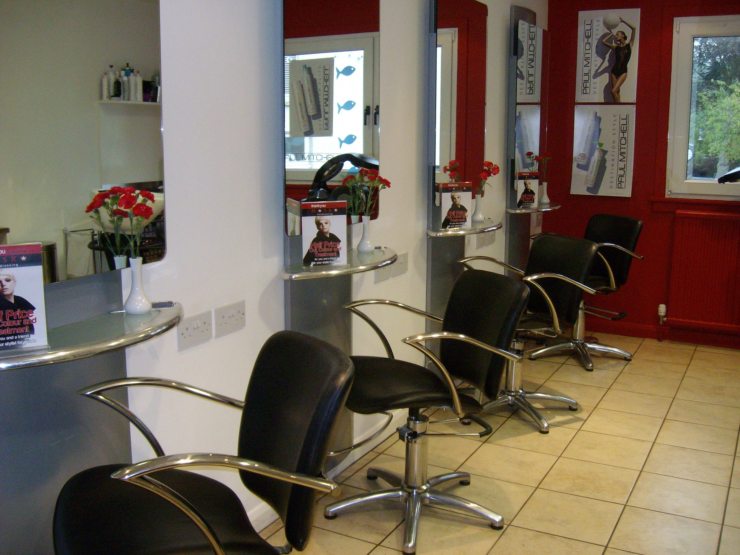 Paul mitchell wash house popinjay hairdressing salon for A salon paul mitchell