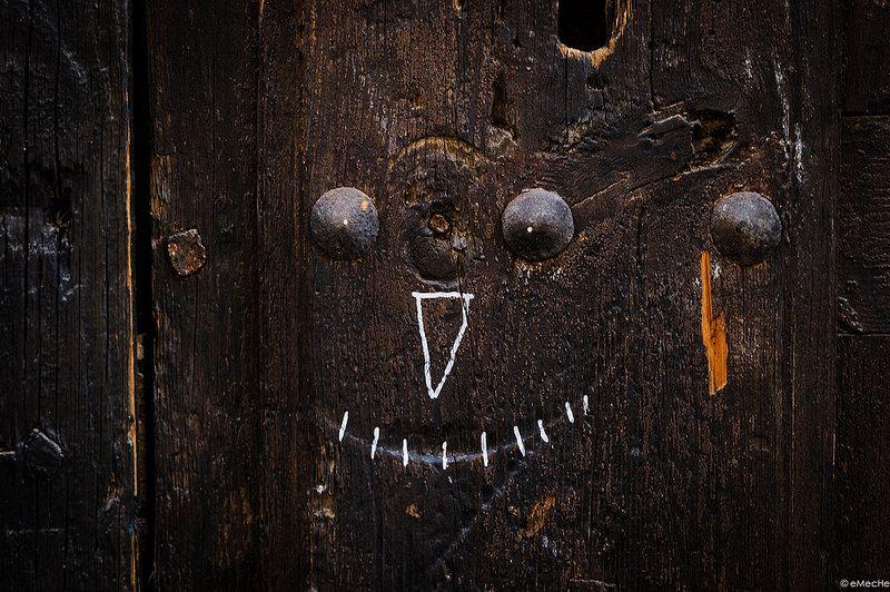 ponga una sonrisa en su casa
