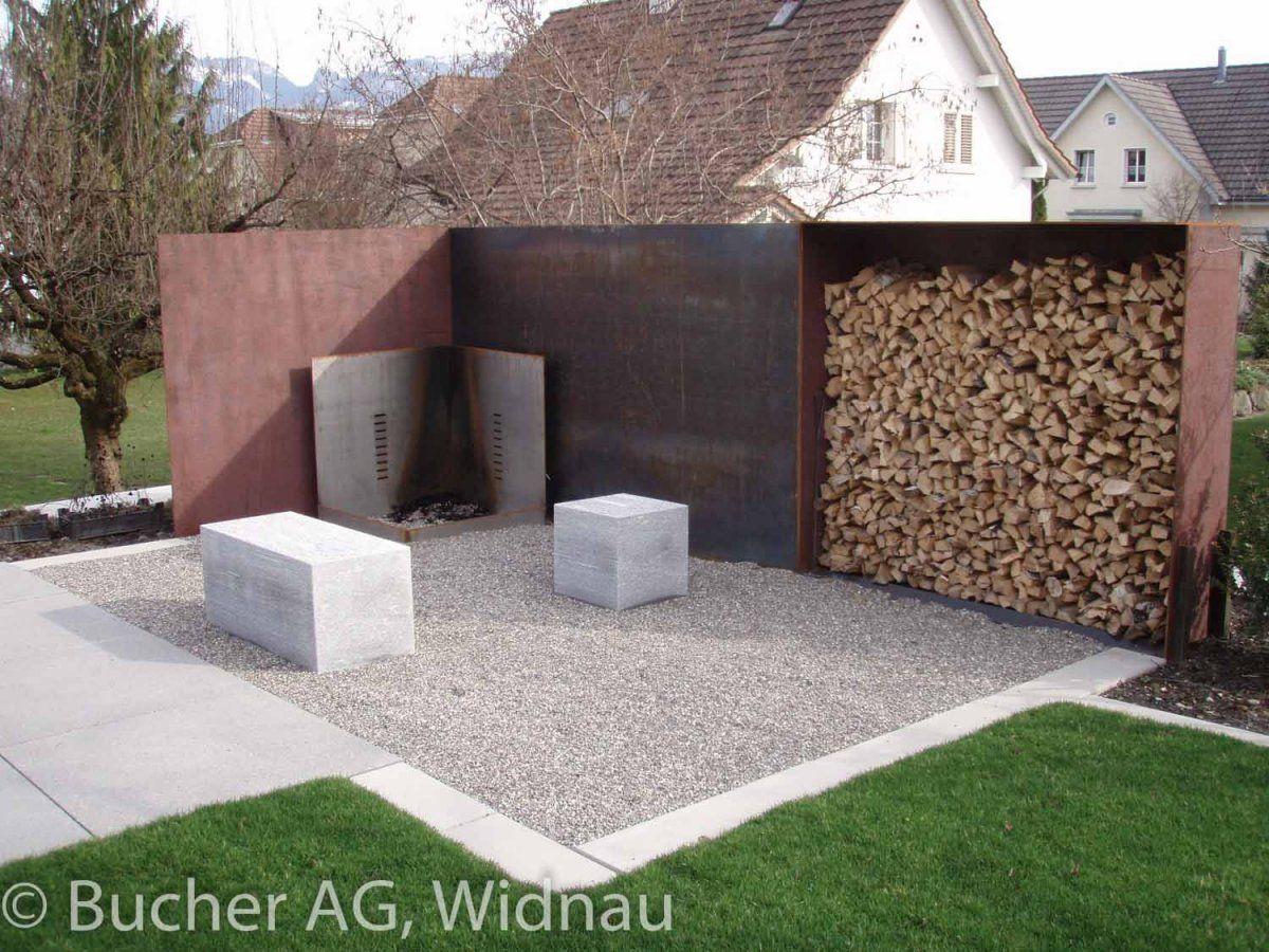 Pflanzencenter  Bucher Pflanzencenter - Gartenbau :: Feuerstellen | Barbecue ...