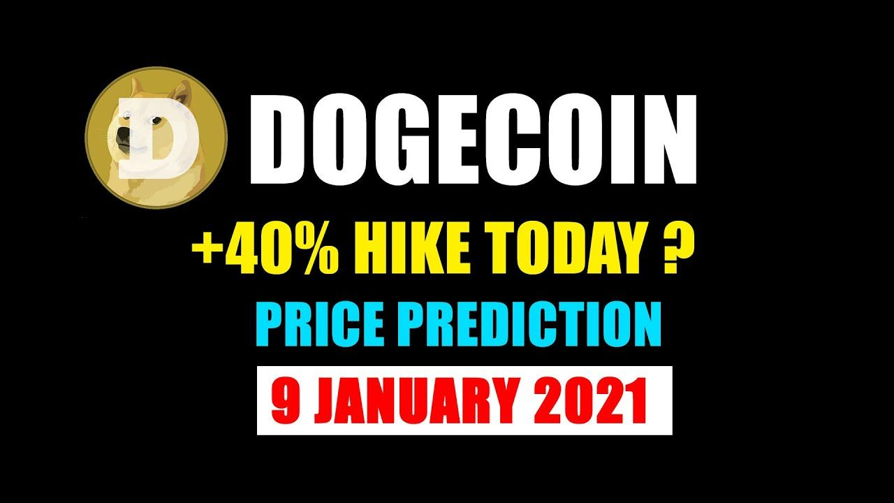 Dogecoin Price Prediction 2021 / Miqtsxh8hc1lm - The graph ...