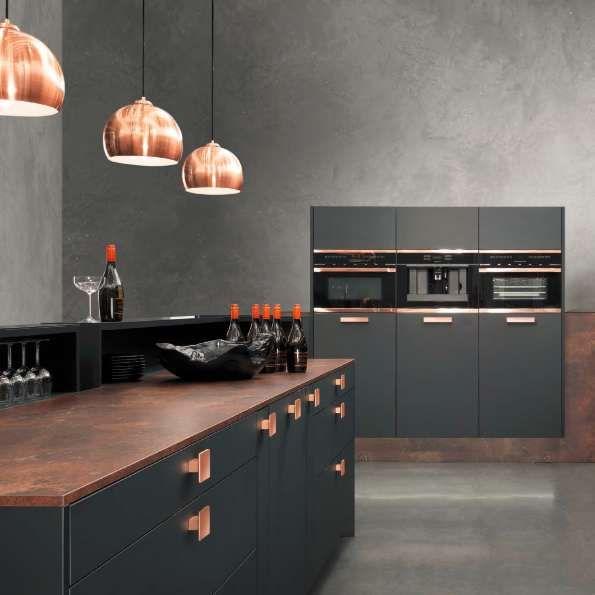 20 Ideas For Grey Kitchens Both: Küppersbusch Köögitehnika (edasimüüja Decoland)