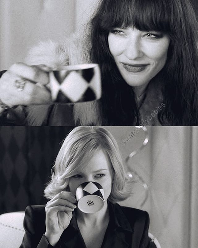 Yeah my such Sweet thing, I wanna do everything, what a beautiful feeling #cateblanchett #coffeeandcigarettes #shelly #babe #myedits