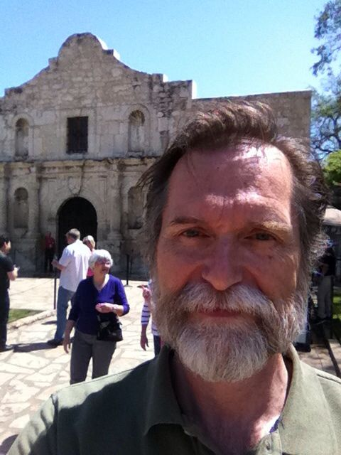 Tony Abbott Stopped By The Alamo On His Way To Texas Library Assoc Convention TXLA14 Fun Fact Copernicus Legacy Adventure Begins In Austin