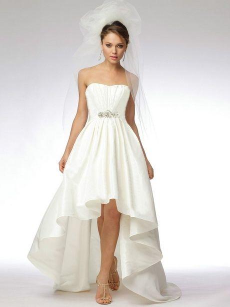 Vestido boda novia sencillo