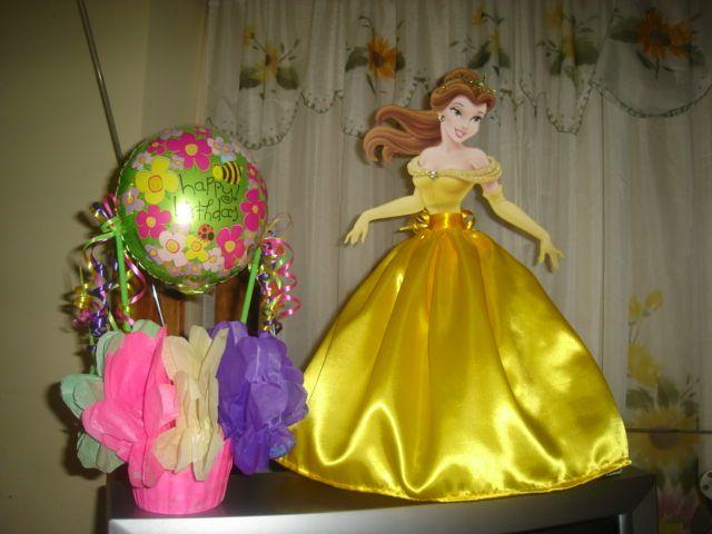 Fiestas de princesas buscar con google fiestas - Mesas infantiles disney ...