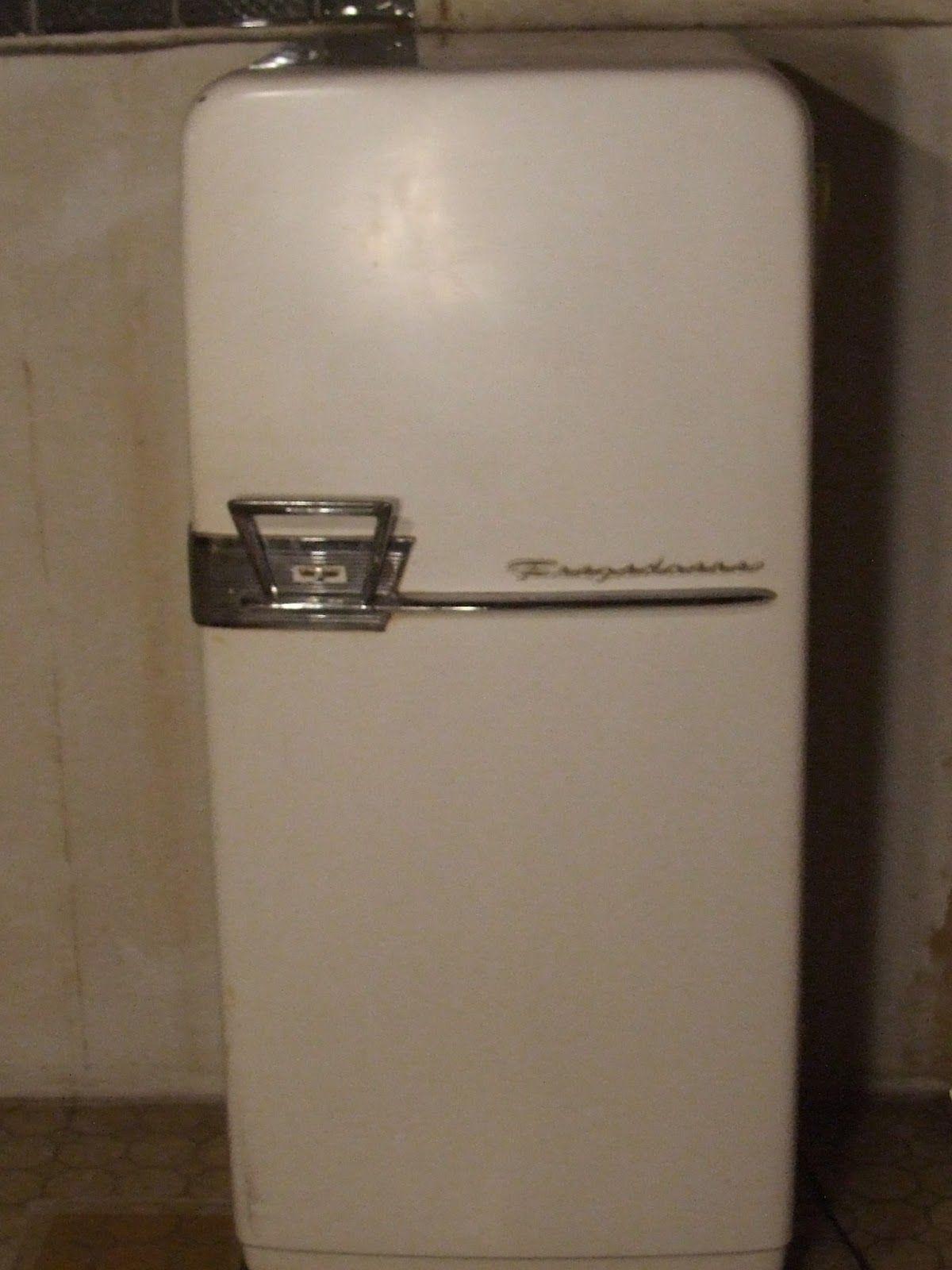 1950 S Frigidaire Refrigerator Frigidaire Refrigerator