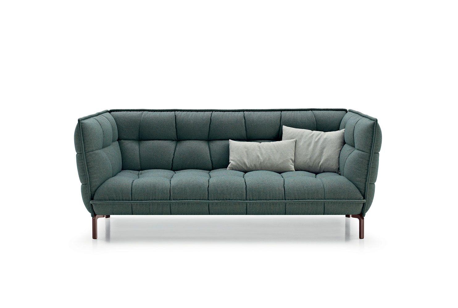 Sofa: HUSK-SOFA - Collection: B&B Italia - Design: Patricia ...