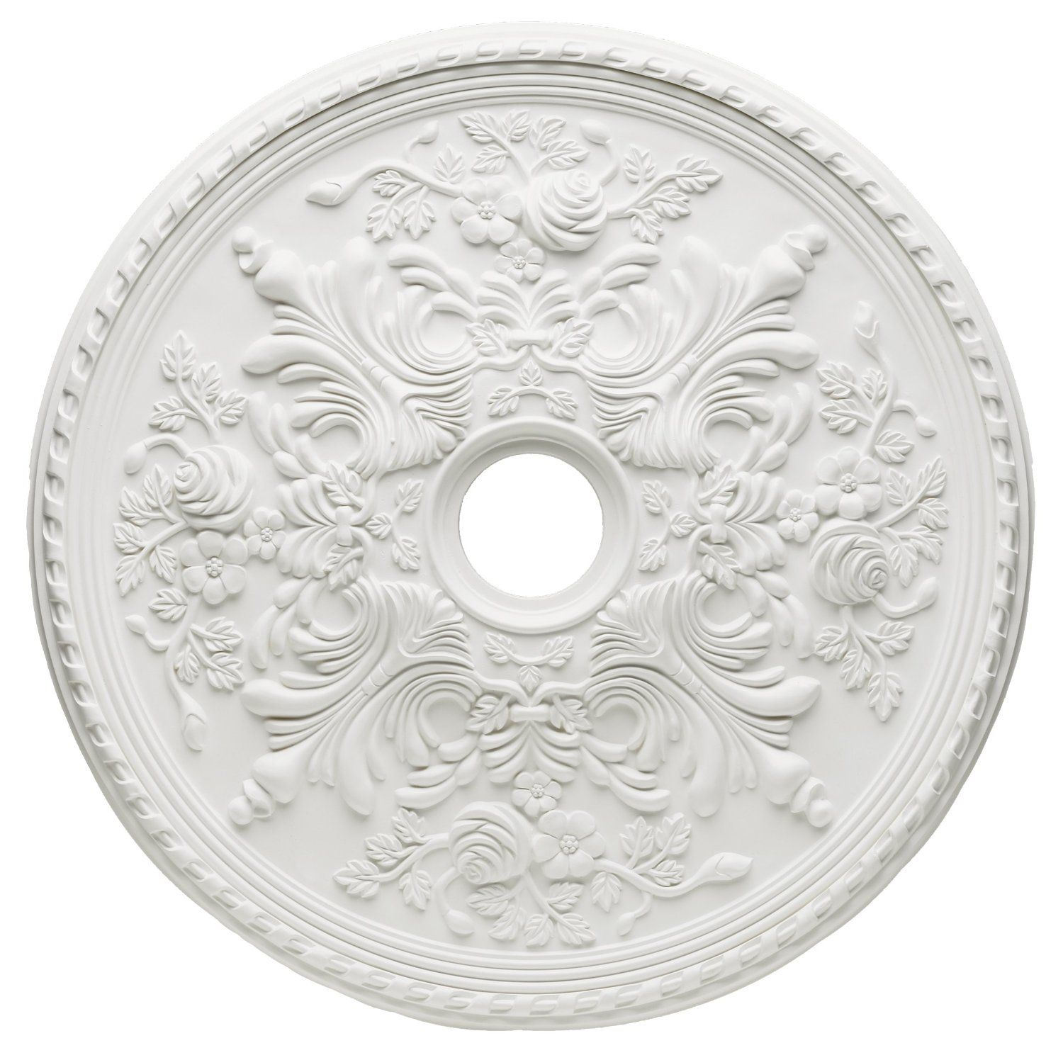Ceiling tile fan d3cor google search things for my walls westinghouse lighting 7775400 cape may polyurethane ceiling medallion diameter dailygadgetfo Image collections
