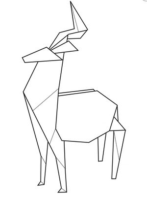 Rectangular Knitting Themed Printable Origami Paper | Origami ... | 400x300