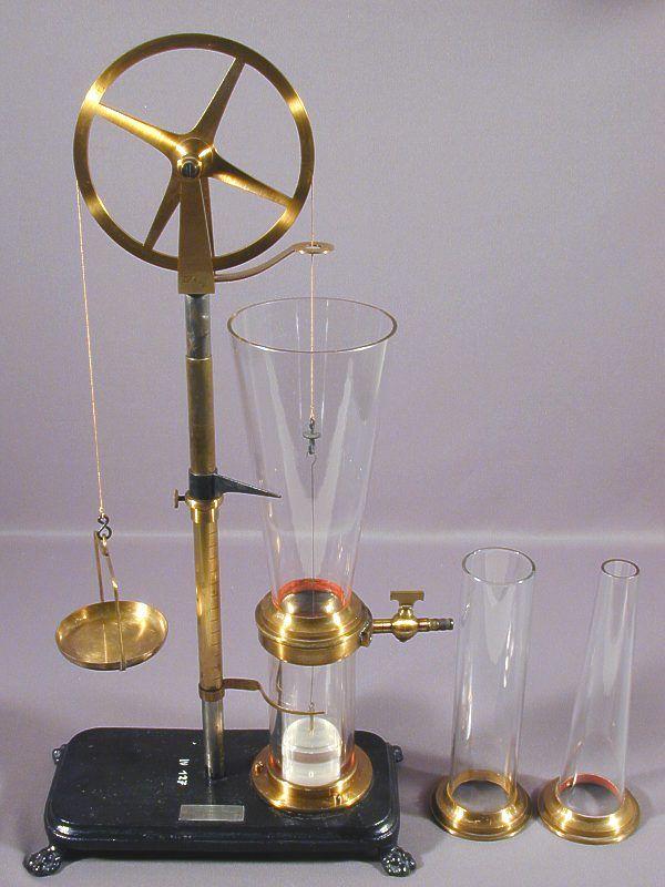Hydrostatic Balance Approx 1900 Franz Steflitschek University