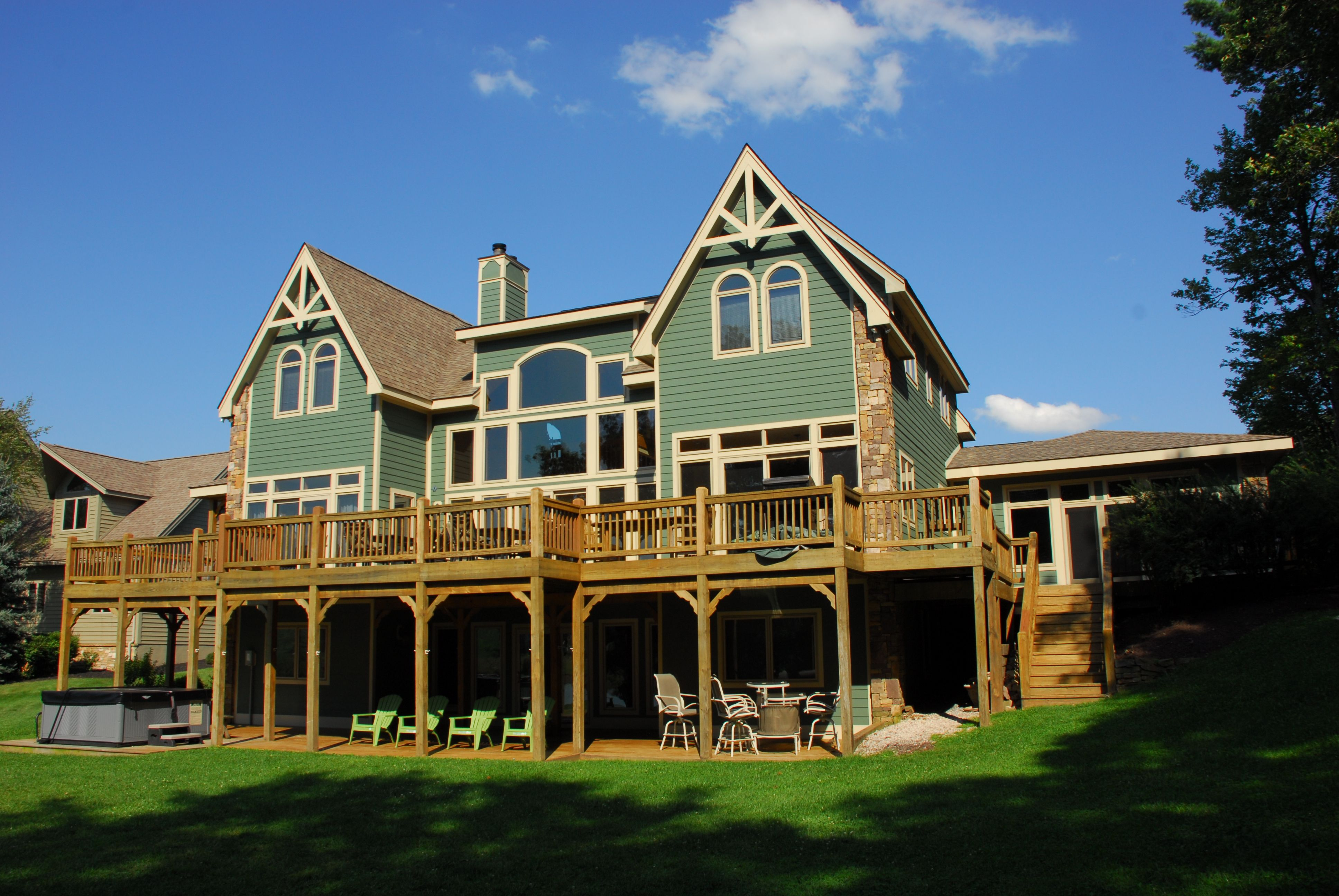 An Quot Unforgettable Quot Deep Creek Lake Vacation 8 Bedrooms 8
