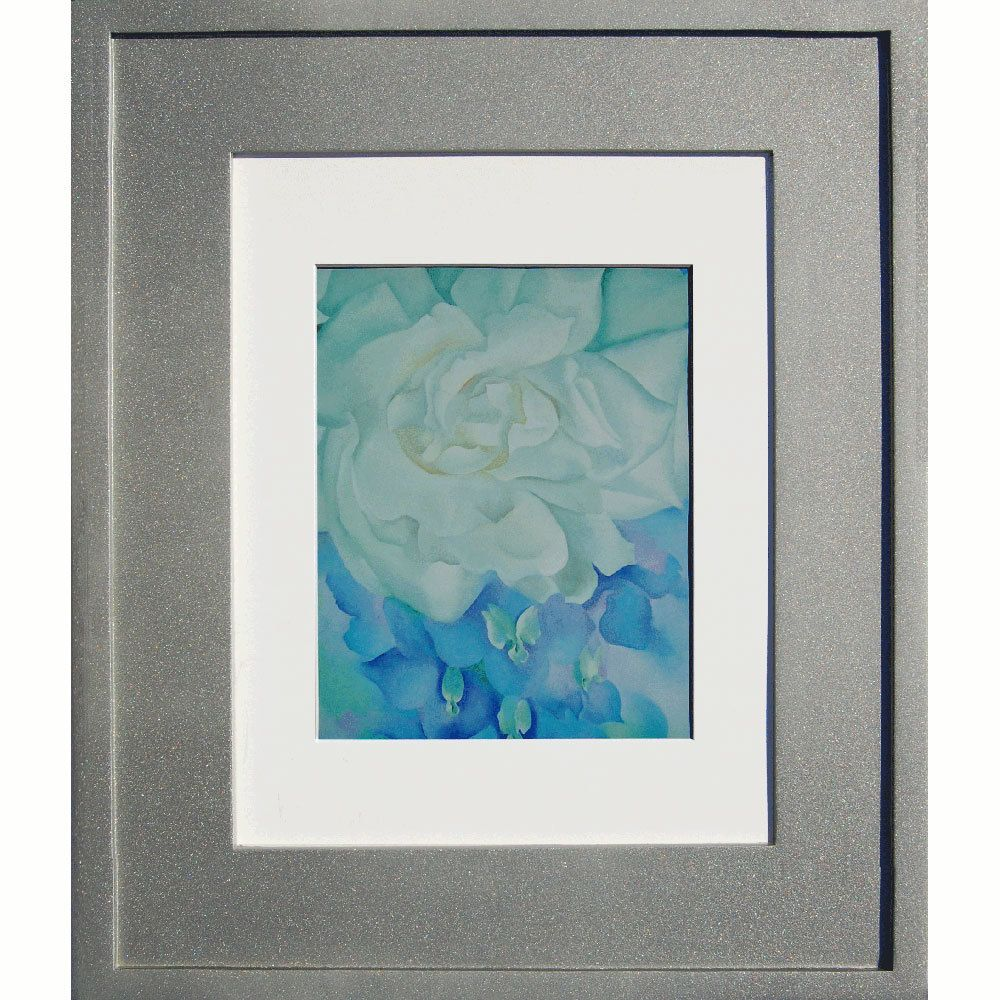 Silver (14x18) Concealed Medicine Cabinet With Picture Frame Door, Display  Your Own Art