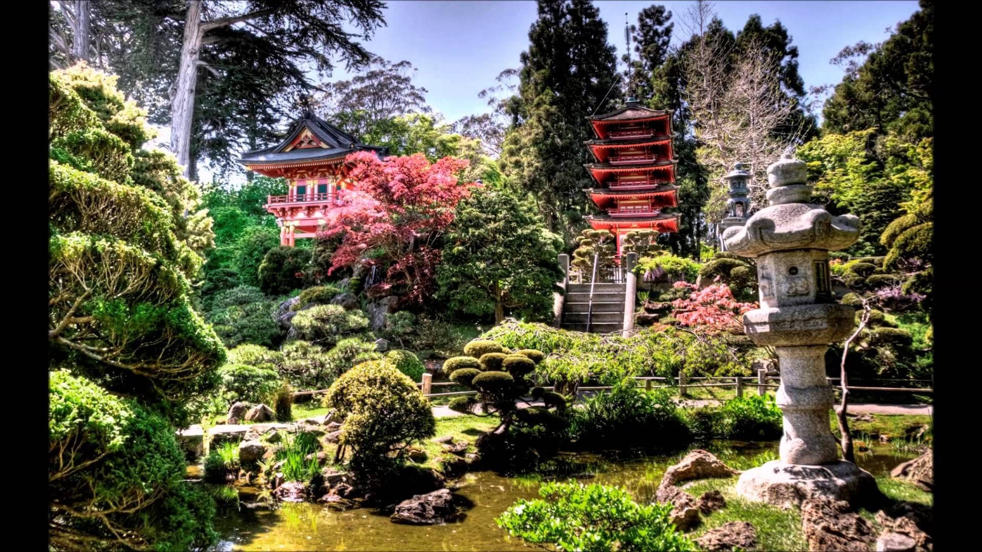 This Is A Japanese Garden Design, Garden Inspiration That Has