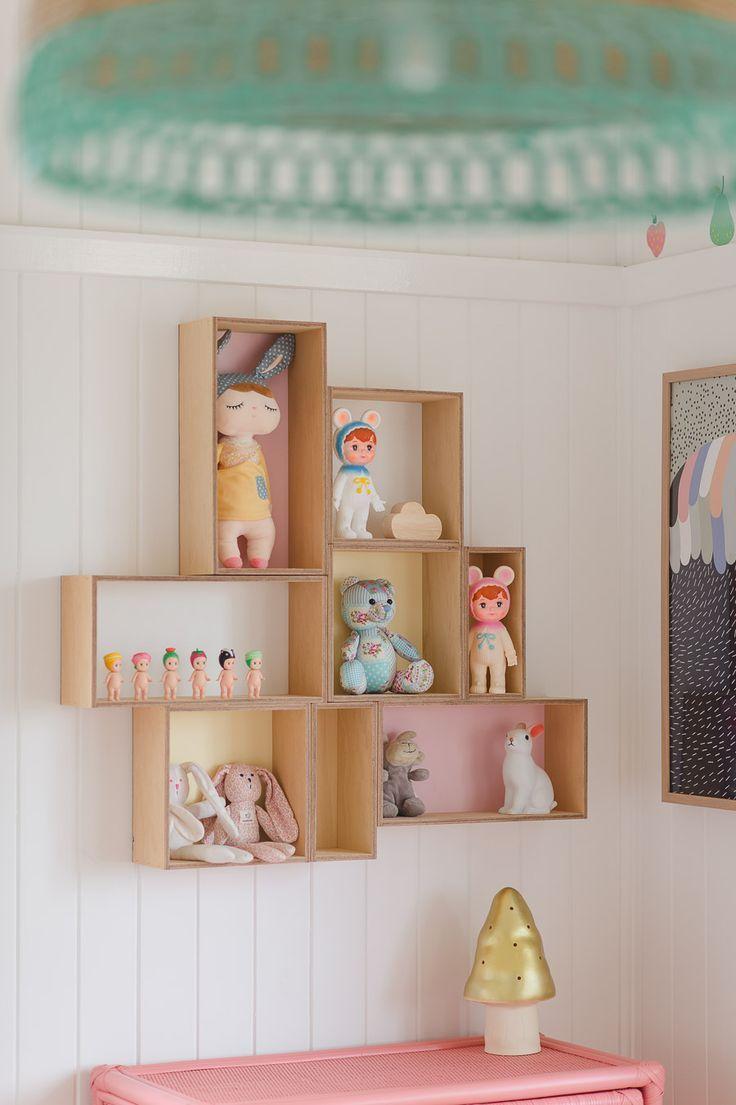 Girls Room by Petite Vintage Interiors   Room   Pinterest