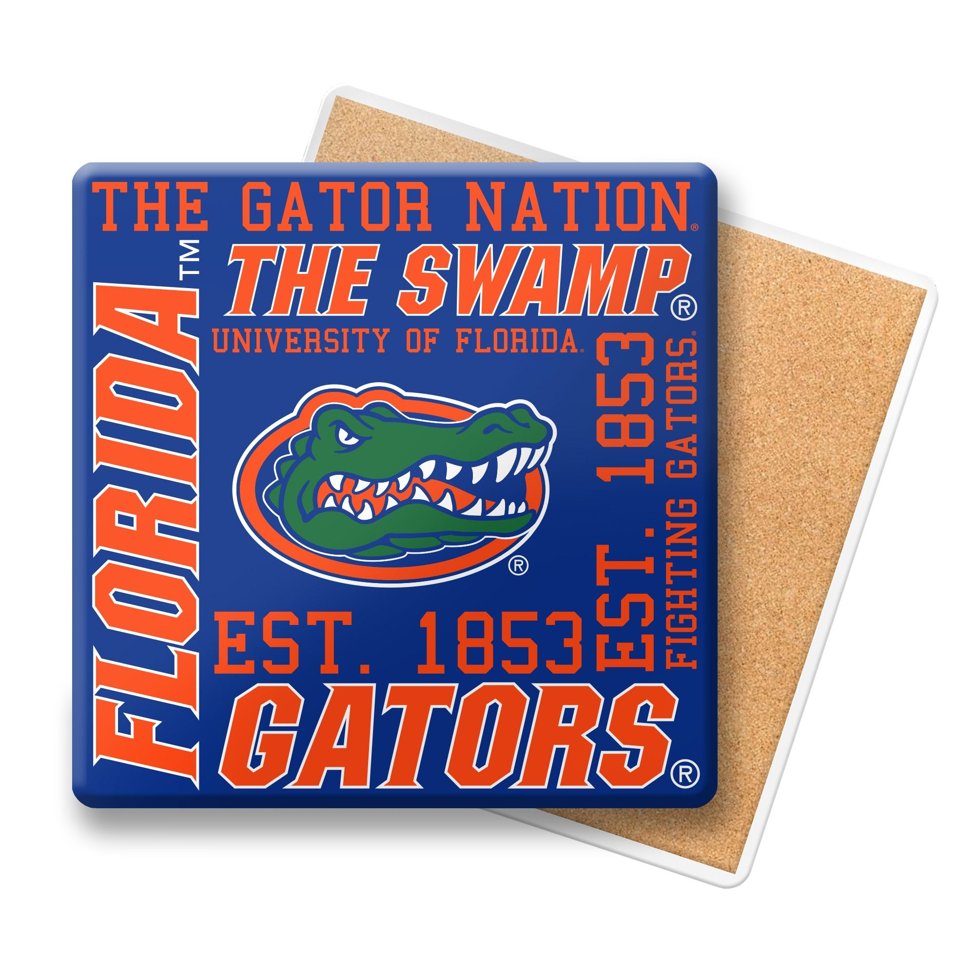 NCAA Florida Gators Thirstystone Coaster in 2019
