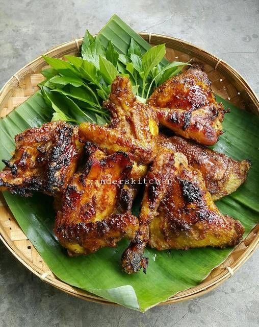 Ayam Bakar Solo Resep Resep Masakan Resep Dan Resep Ayam