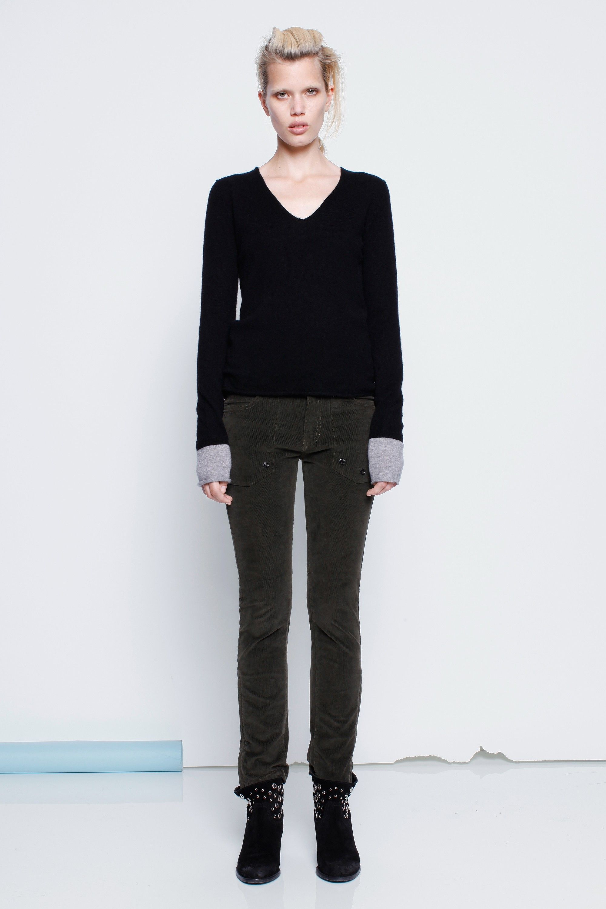 sweater for woman nosfa c black Zadig&Voltaire