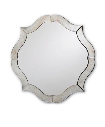 Monteleone Mirror - Silver