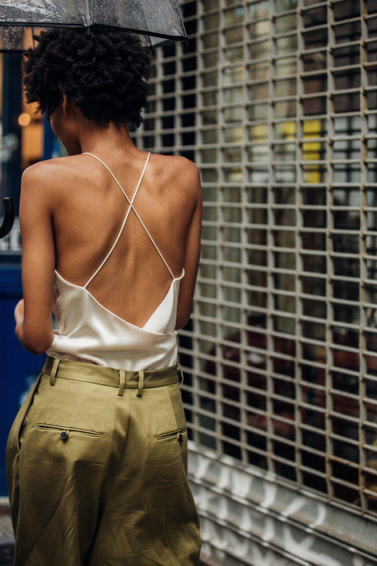 Street-Styles der New York Fashion Week F/S 2019 #trendystreetstyle
