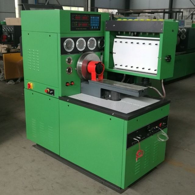 12PSB Mini Diesel Fuel Injection Pump Test Bench   alibaba