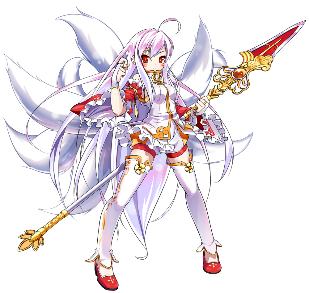 Lhhq2.png (With images) Elsword, Anime characters list