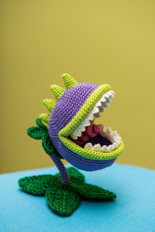 Plants vs Zombies Crochet | Friki | Pinterest | Häkeln