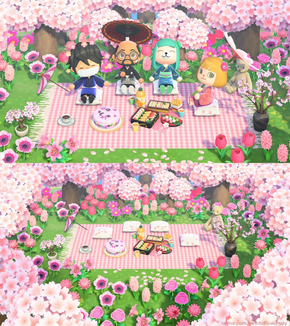 Nyuchu☆にゅちゅ on Twitter in 2020 | New animal crossing ...