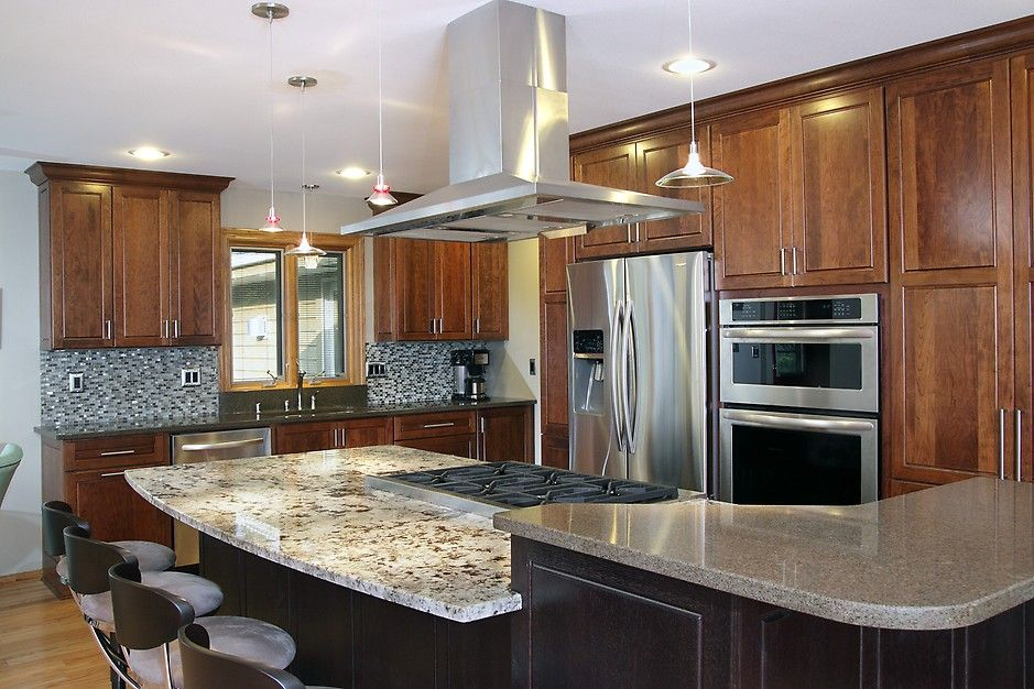 See more project details for Hales Corners Kitchen Remodel by Advantage Carpentry & Remodeling, LLC  including photos, cost and more.