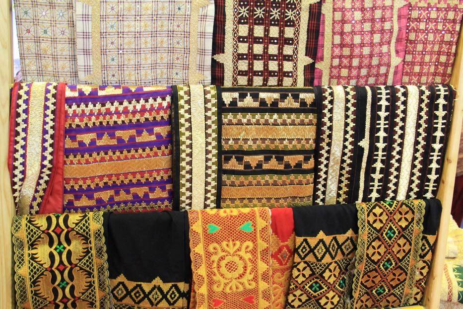 Kain Tapis Lampung Sumatra Authentic Fabrics Of Indonesia