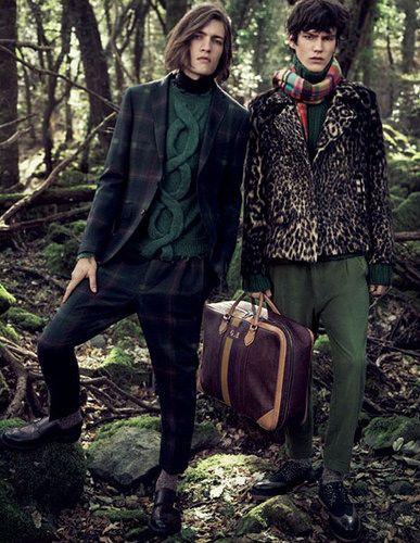 Etro FW16.  menswear mnswr mens style mens fashion fashion style etro campaign lookbook