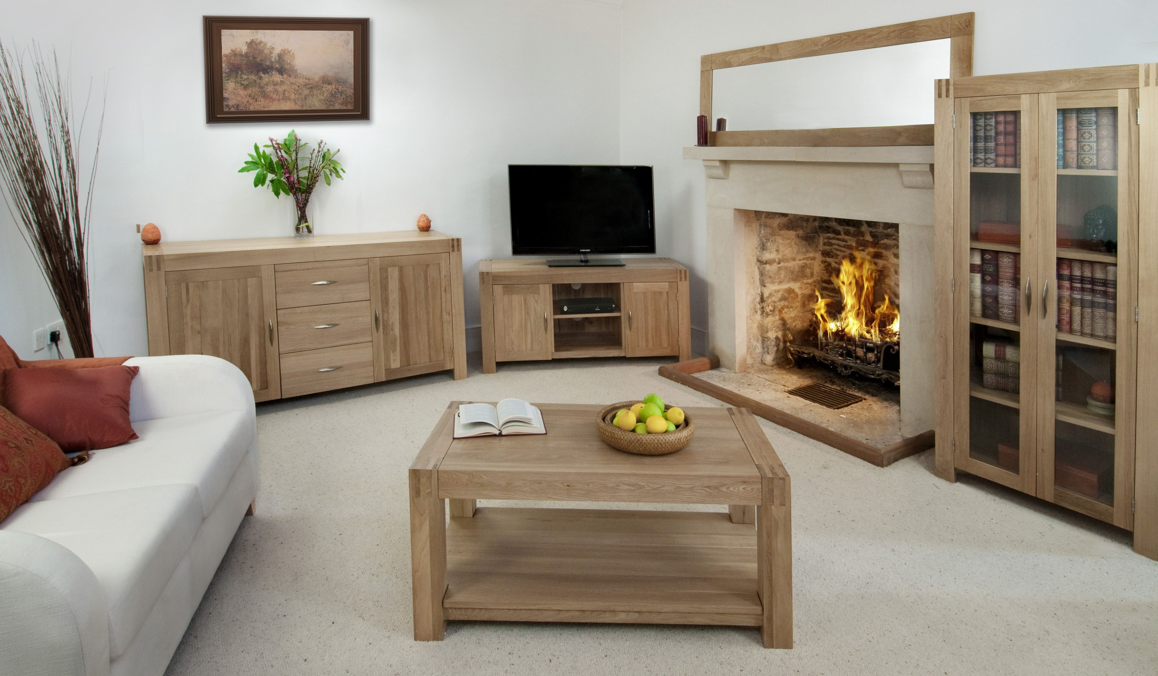 oak furniture land living room sets cozy chairs for alto solid www oakfurnitureland co uk