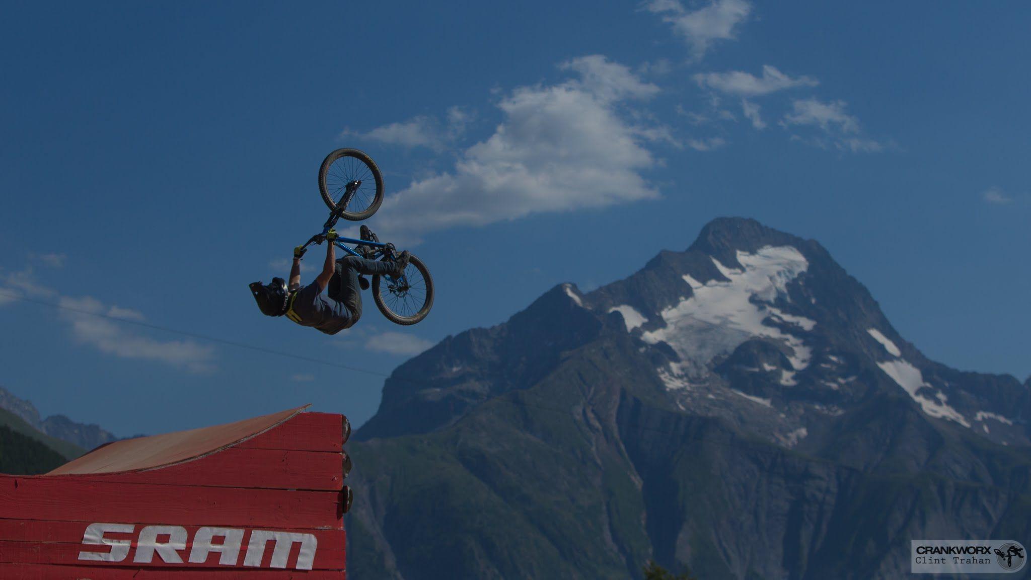 Crankworx Les 2 Alpes Slopestyle 2015