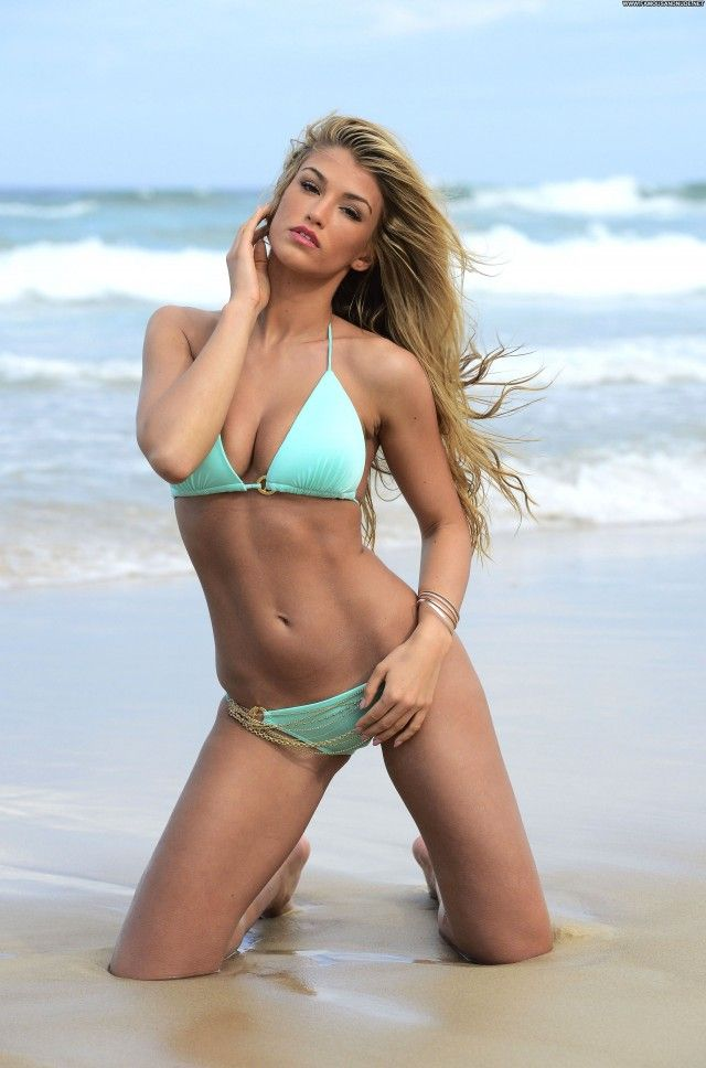 High resolution bikini women