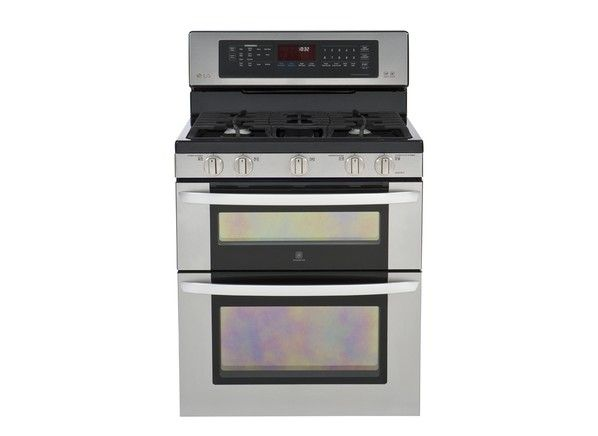 Consumer Reports Gas Range Double Oven Kitchen Range Top Marks