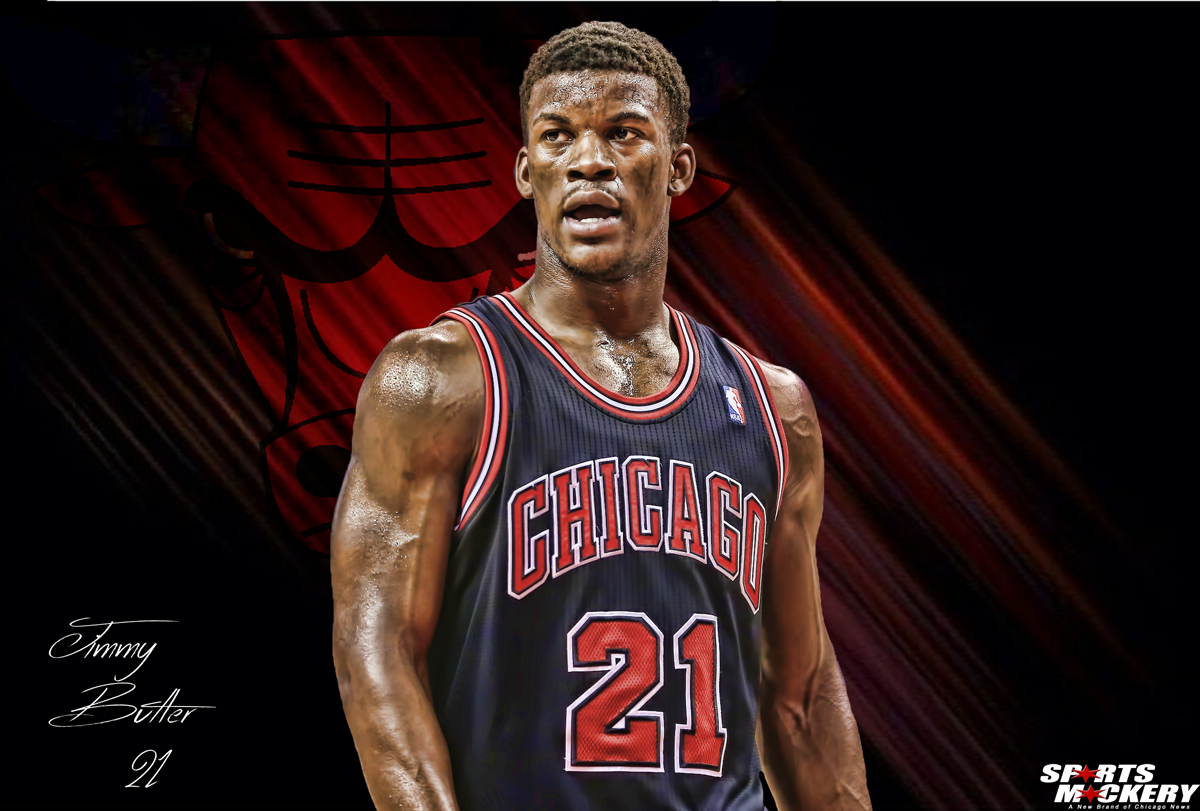 Check Out This Wildly Inaccurate Jimmy Butler Nba Draft Scouting Report Chicago Bulls Wallpaper Bulls Wallpaper Basketball Players Nba