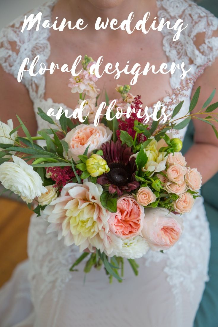 Maine Wedding Floral Designers And Florists Floral Wedding Maine Wedding Wedding Flowers