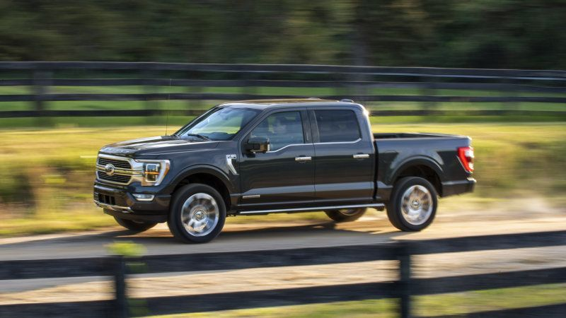 Ford F 150 S Fx4 Off Road Package 100 More Buys You A Key New Feature In 2020 Truck Comparison Ford F150 Trucks