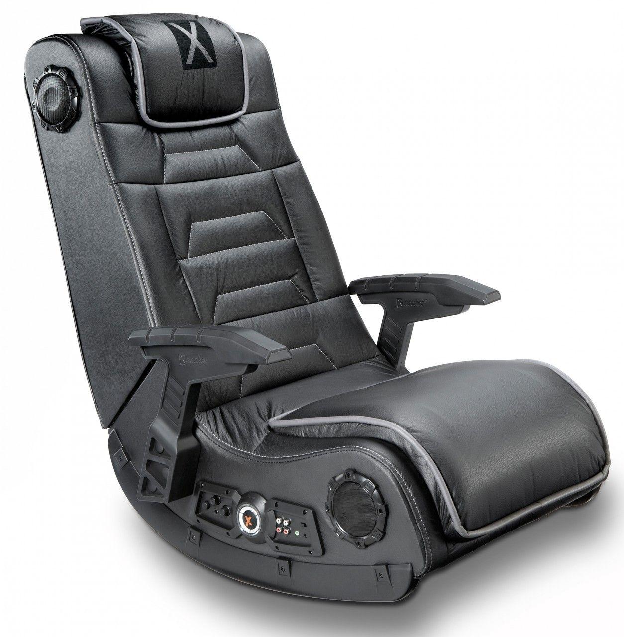 X Rocker Pro Series Pedestal Video Gaming Chair Gaming