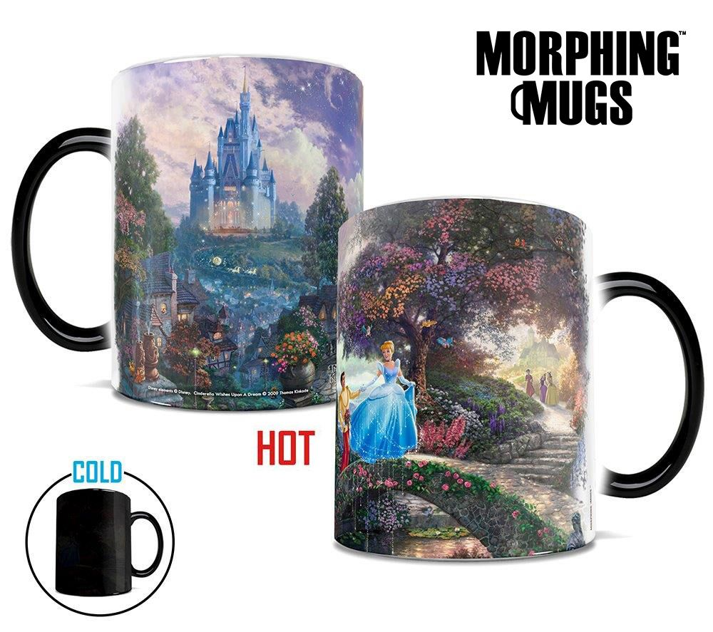 Bring The Magic Of Disney S Cinderella To Every Cup Of Hot Coffee